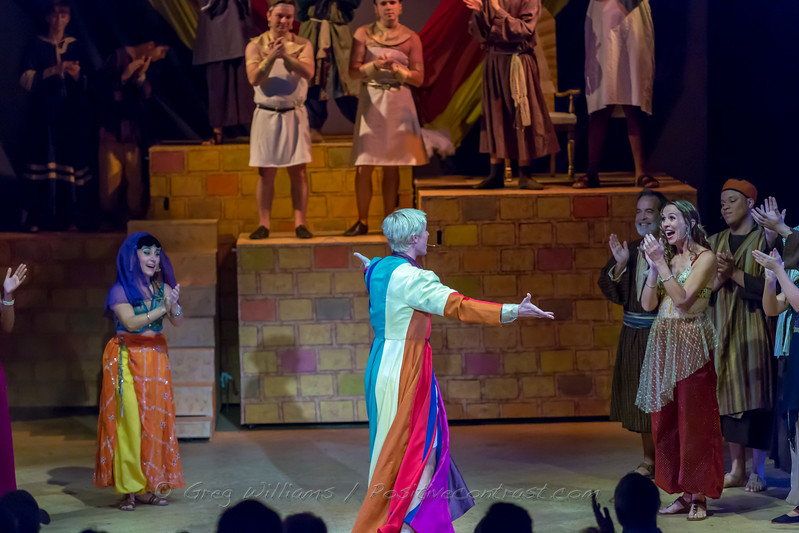 """Joseph & The Amazing Technicolor Dreamcoat"" LMC 2017"