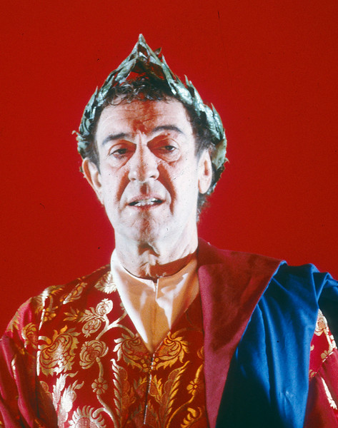 'Julius Caesar' Paly performed by the Royal Shakespeare Company, London, UK 1991