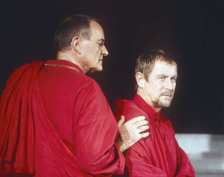 'Julius Caesar' Play performed by the Royal Shakespeare Company, UK 1995