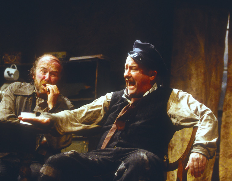 'Juno and the Paycock' Play performed at the Albery Theatre, London, UK 1993