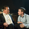 'Kenny Morgan' Play by Mike Poulton performed at the Arcola Theatre, London, UK