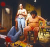'Killer Joe' Play performed at the Bush Theatre, London, UK 1995