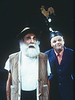 'King Lear' Play performed at the Hackney Empire Theatre, London, UK 1995