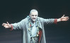'King Lear' Play performed in the Olivier Theatre, National Theatre, London, UK 1986