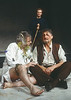 'King Lear' Play performed at the National Theatre, London, Uk 1990