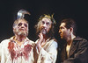 'King Lear' Play performed at the Old Vic Theatre, London, UK 1997