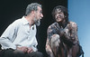 'King Lear' Play performed by the Royal Shakespeare Company, UK 1990