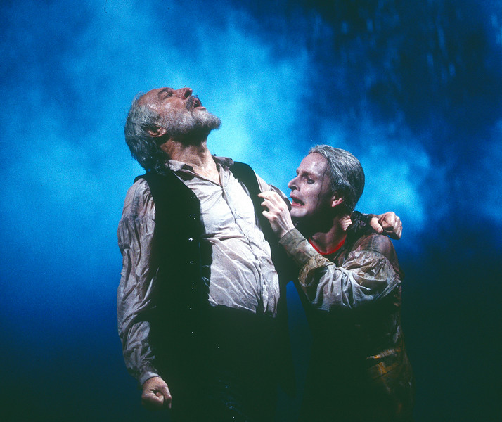 'King Lear' Play performed by the Royal Shakespeare Company, UK 1993