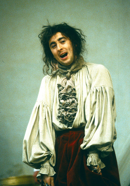 'La Bete' Play performed at the Lyric Theatre, Hammersmith, London, UK 1992