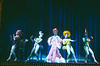 'La Cage aux Folles' Musical performed at the London Palladium, UK 1986