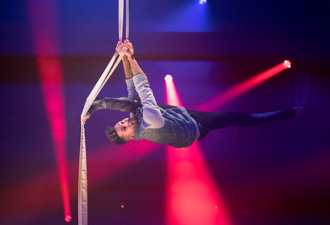 'La Soiree' Performed at the Aldwych Theatre, London. UK