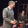 'Labyrinth' Play performed at Hampstead Theatre, London, UK