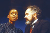 'Lady from the Sea' Play performed at the Lyric Theatre, Hammersmith, London, UK 1994