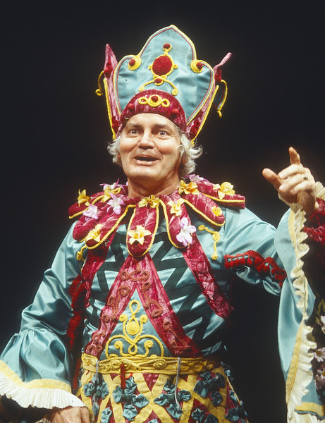 'Le Cirque Invisible' Play performed at the Riverside Studios, London, UK 1993