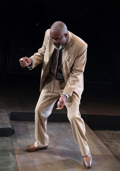 'Leave Taking' Play performed at the Bush Theatre, London, UK