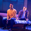 'Leave to Remain' Play by Matt Jones and Kele Okereke performed at the Lyric Theatre Hammersmith, London, UK