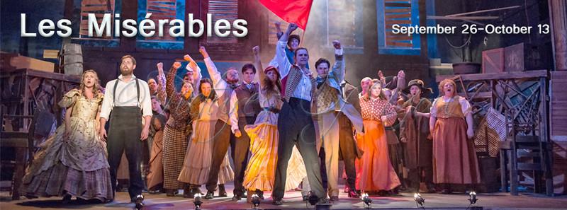 CMH Les Misérables FB Timeline