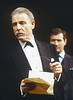 'A Letter of Resignation' Play performed at the Comedy Theatre, London, UK 1997