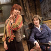 'Lettice and Lovage' Play performed at the Menier Chocolate Factory Theatre, London, UK