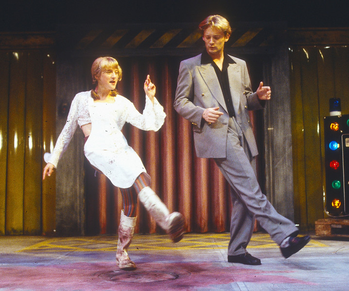 'Life of Stuff' Play performed at the Donmar Theatre, London, UK 1993