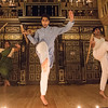 Lions and Tigers play performed in the Sam Wanamaker Playhouse, Shakespeare's Globe, London, UK