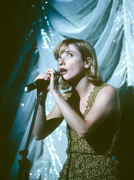 'Little Voice' Play performed in the Cottesloe Theatre, National Theatre, London, UK 1991