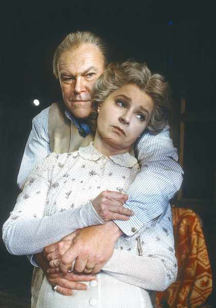 'A Long Day's Journey Into Night' Play performed at the National Theatre, London, UK 1991