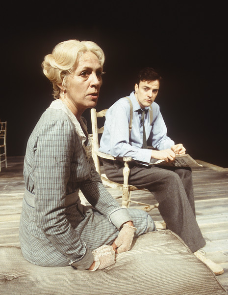 'A Long Days Journey into Night' Play performed at the Young Vic Theatre, London, UK 1996