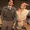 'Love in Idleness' Play by Terrence Rattigan performed at the Menier Chocolate Factory Theatre, London, UK