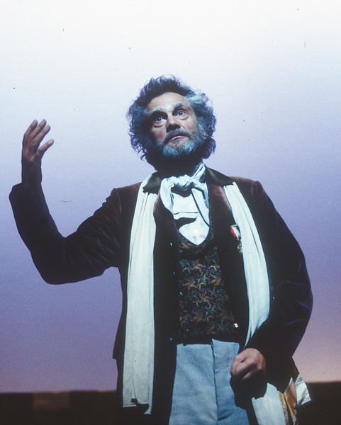 'Loves Labour's Lost' Play performed by the Royal Shakespere Company, London, UK 1993