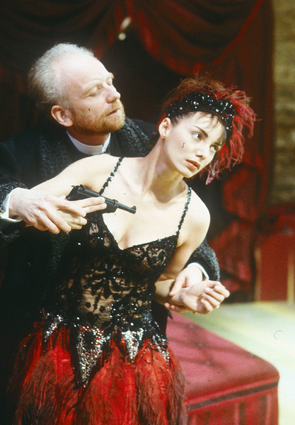 'Lulu' Play performed at the Almeida Theatre, London, UK 1990