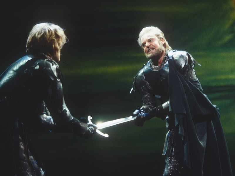 'Macbeth' Play performed by the Royal Shakespeare Company, UK 1993