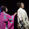 'Macbeth' Play performed by the Ninagawa Company at the Barbican Theatre, London, UK
