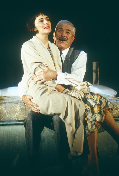 'Machinal' Play performed in the Lyttelton Theatre, National Theatre, London, UK 1993