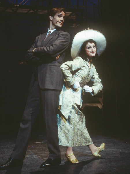 'Mack and Mabel;Musical performed in the Piccadilly Theatre, London, UK 1995