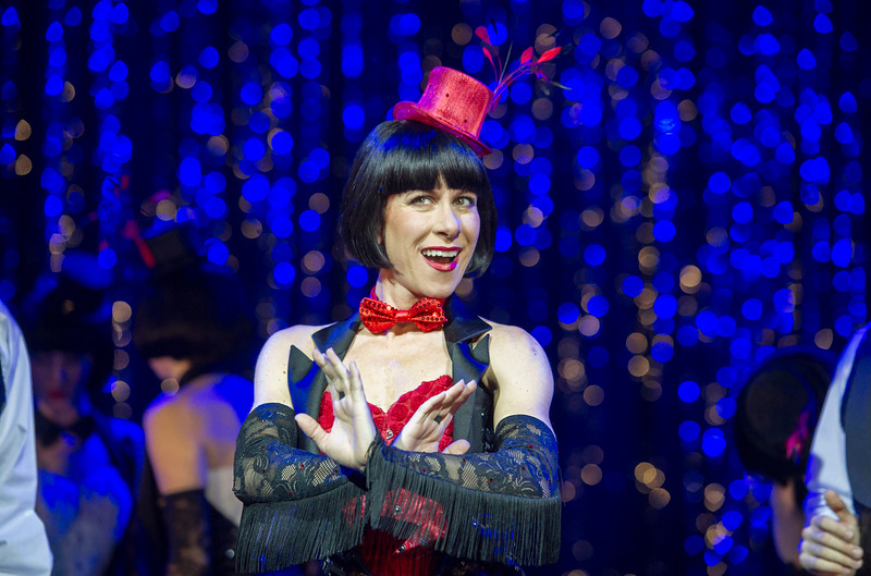 'Mack and Mabel' Musical performed at the Festival Theatre, Chichester, UK
