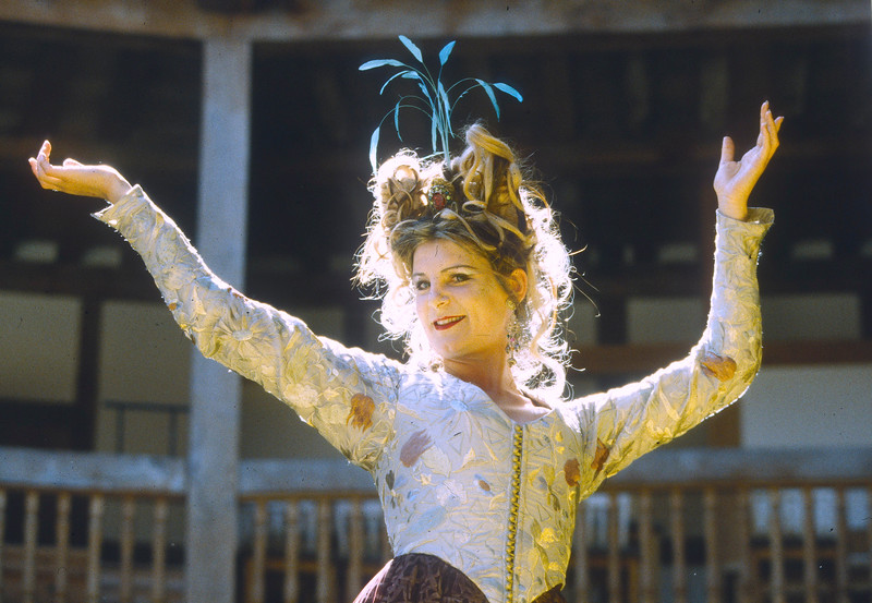 'Mad World, My Masters' Play performed at Shakespeare's Globe Theatre, London, UK 1998