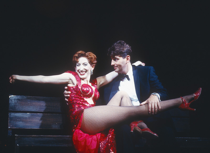 'Maddie' Musical performed at the Lyric Theatre, London, UK 1997