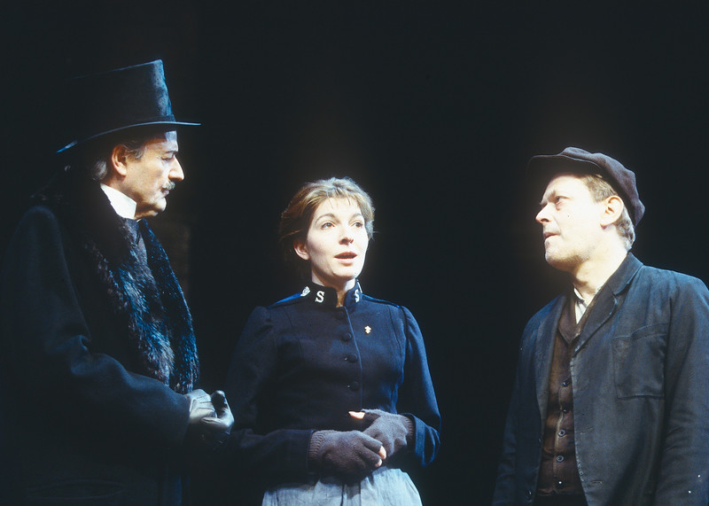 'Major Barbara' Play performed in the Piccadilly Theatre, London, UK 1998