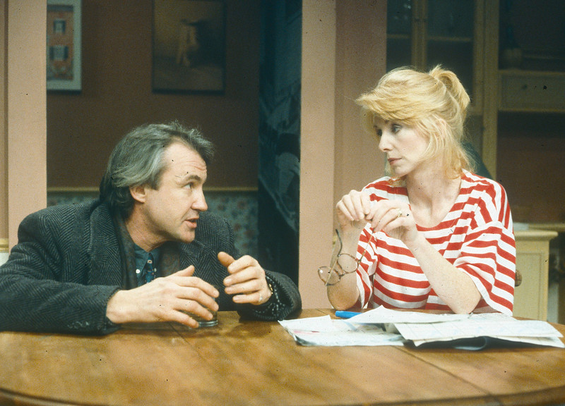 'Making it Better' Play performed at Hampstead Theatre, London, UK 1992