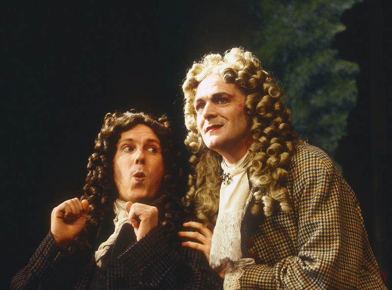 'Man of Mode' Play performed at the Royal Court Theatre, London, UK 1995
