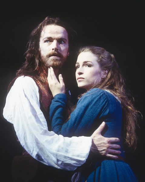 'Martin Guerre' Musical performed at Prince Edward Theatre, London, UK 1996