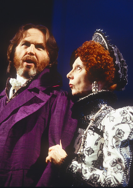 'Mary Stuart' Play performed at the Lyyttelton Theatre, National Theatre, London, UK 1996