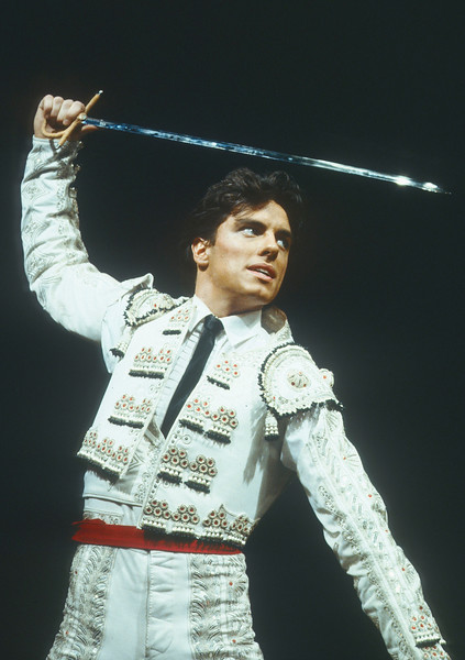 'Matador' Play performed at Queen's Theatre, London, UK 1991