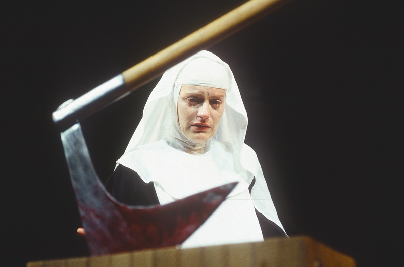 'Measure for Measure' Play performed by Cheek by Jowl Theatre Company, London, UK 1994
