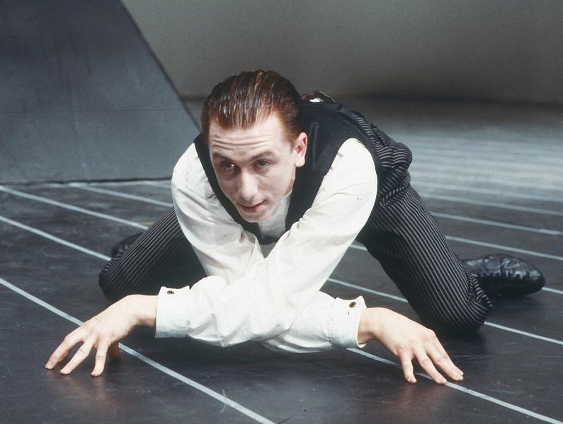 'Metamorphosis' Play performed at the Mermaid Theatre, London, UK 1986