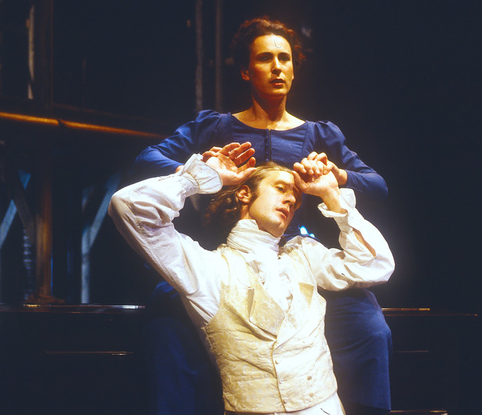 'The Mill on the Floss' Play performed at the Tricycle Theatre, London, UK 1994