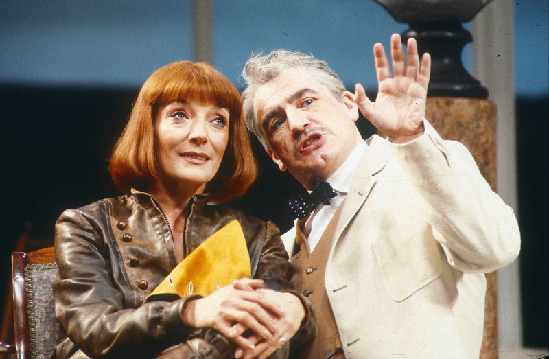 'Misalliance' Play performed by the Royal Shakespeare Company, UK 1986