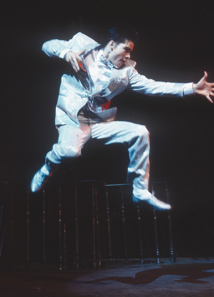 'Mojo' Play performed at the Royal Court Theatre, London, UK 1995