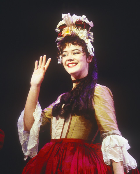 'Moll Flanders' Play performed at the Lyric Theatre Hammersmith, London, UK 1993